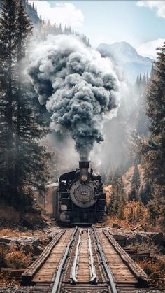 lsleofskye: This Durango to Silverton train is a piece of. - lsleofskye: This Durango to Silverton train is a piece of… - Dslr Background Images, Photo Backgrounds, Background Quotes, Photography Backgrounds, Background Ideas, Landscape Photography, Nature Photography, Travel Photography, Photography Backdrops