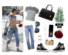 """Kylie Jenner"" by queen-mina on Polyvore featuring Goldsign, Converse, Alexia Crawford, EF Collection, Panacea, JINsoon, Chicnova Fashion, Nika and T By Alexander Wang"