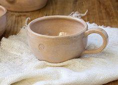 "Чайная чашка ""Эгоист"" | Керамическая посуда ХендКрафтер"