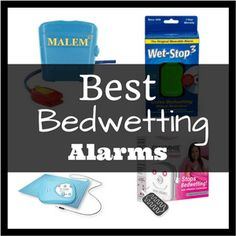 The best bedwetting alarms in 2017 are effective ways to condition your child to go to the bathroom on his/her own to urine at night. Find out more here.