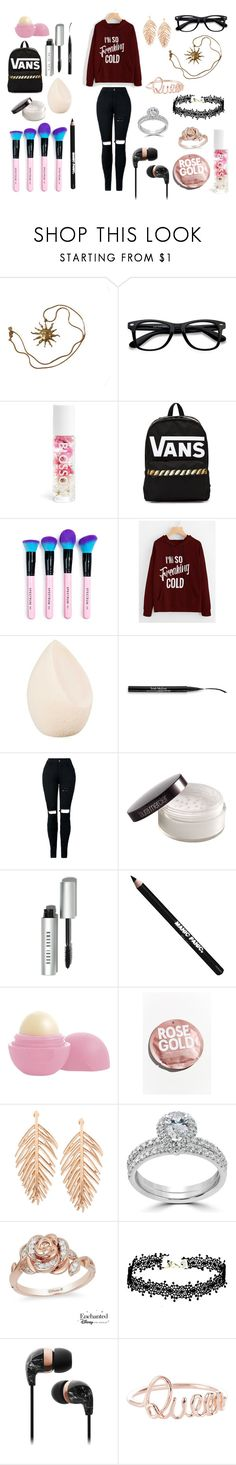 """Winter days"" by harthur2021 ❤ liked on Polyvore featuring Anne Klein, EyeBuyDirect.com, Blossom, À La Garçonne, Spectrum Collections, Christian Dior, Trish McEvoy, Laura Mercier, Bobbi Brown Cosmetics and Manic Panic NYC"