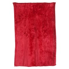 Threshold™ Fuzzy Throw - Red