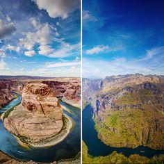 #Sumidero #Messico #México #GrandCanyon #StatiUniti #USA #Viaggi #Travel #Travelling #Viaggiare #ViaggidiBoscolo #landscape