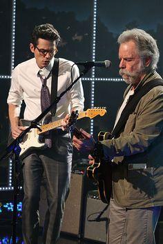 Grateful Dead Members, John Mayer Form Dead & Company Read more: http://www.rollingstone.com/music/news/grateful-dead-members-john-mayer-form-dead-company-20150805#ixzz3hzyYawHD Follow us: @rollingstone on Twitter   RollingStone on Facebook