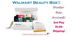 HOT DEAL! Get a Walmart Beauty Box and just pay $5.00 for shipping! Lots of free samples and even full sized products! Go Now!  Click the link below to get all of the details ► http://www.thecouponingcouple.com/walmart-beauty-box-just-pay-5-shipping/  #Coupons #Couponing #CouponCommunity  Visit us at http://www.thecouponingcouple.com for more great posts!