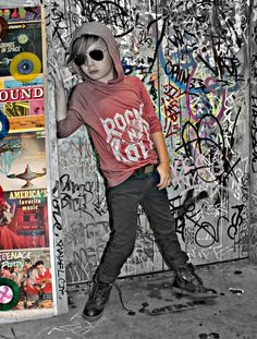 @citythreads boys rock n roll fashion #boysfashion #rockstarstyle #fashionkids
