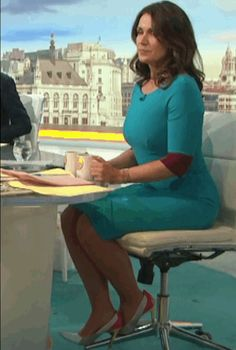 Susanna Reid, Tv, Lady, Style, Fashion, Moda, Fashion Styles, Fashion Illustrations, Stylus