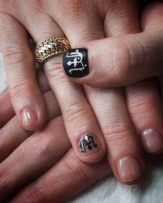 Mens Nails, Manicure, Nail Polish, Tattoos, Beauty, Ideas, Nail Bar, Nails, Tatuajes