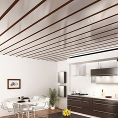 Pvc Panels, Pvc Wall, False Ceiling Design, Ceiling Panels, Home Living Room, Woodworking Projects, Blinds, House Design, Modern