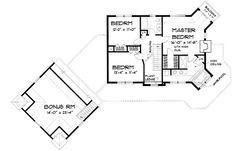 Plan 3748TM: Victorian Farmhouse