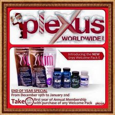 Are you ready to get serious about your health and totally change your life and your finances??  You can join my team for $20 until 1/2/15!!!  Call or message me at 806-535-7897 for details or go to www.philishahanes.myplexusproducts.com Ambassador #174256