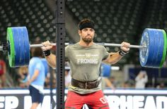 2014 Crossfit Games - Rich Froning - OHS