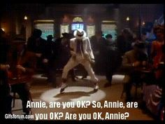 Annie are you ok? Michael Jackson - Smooth Criminal | klub.fm – Klub Zdobywców Biletów