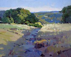 Evening Stroll, by John Poon