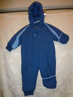 Rugged Bear baby boy/'s 2 pc camouflage snowsuit jacket /& bib overalls 12 m NWT