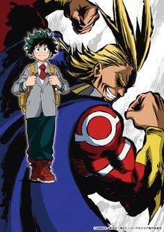 Boku no Hero Academia visual