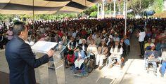 Gobierno Federal y Municipal conjuntan acciones en  Xoxocotlán a favor de la sociedad: Santiago Aragón.
