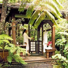 Volcano Rainforest Retreat