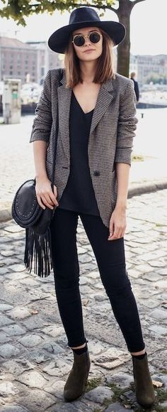 Le Fashion: A Blogger-Approved Fall Look With Boho Flair #le