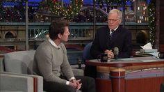 David Letterman drops the F-bomb