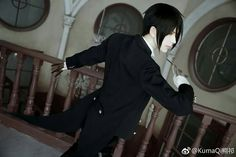 I love this guy and he once did sasuke's cosplay and it was one of the best cosplays I hv watched