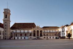 ©FGGD_Arquitectura - Universidad de Coimbra