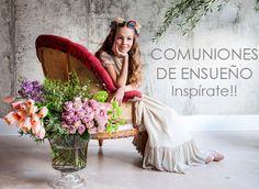 #Comuniones de ensueño.Aún estás a tiempo a inspirare en tu #comunión ideal. ¡Descúbrelo en #Charhadas!  Más info aquí: http://charhadas.com/special_items/39854-comuniones-de-ensueno