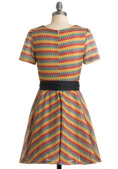 Steal the Game Show Dress