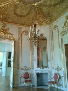 Schloss Charlottenburg gold room