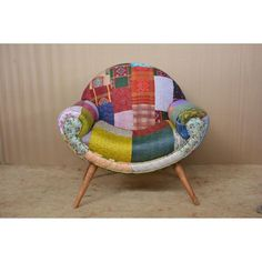 Retro Kantha Nest Chair (29 of 39)