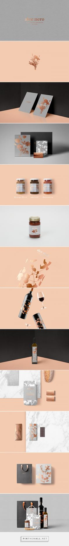 Alce Nero | Packaging Redesign on Behance - created via https://pinthemall.net