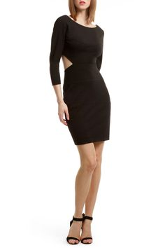 Rent Cut It Out Dress by Halston Heritage for $35 only at Rent the Runway.