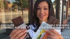 Colorado parents have a new fear to factor in this Halloween: pot ending up in their kids' candy bags.