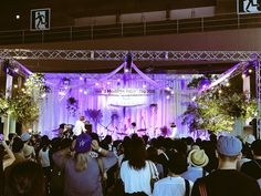 HandMade In Japan Fes 2018 ありがとうございました‼️ 自然に囲まれた素敵なステージで演奏させて頂きました🌳 #handmadeinjapan #シュローダーヘッズ #SchroederHeadz
