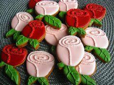 Имбирные пряники, имбирное печенье фото. Имбирное печенье на 8 марта Розы, 100руб. Имбирное печенье фото