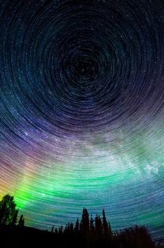 wavemotions:  RainbowCosmos | Alexis Coram