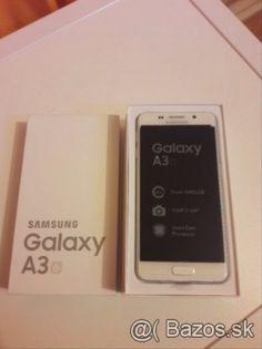 Samsung Galaxy A3 biely - 1