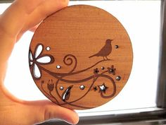 Graphic+Design+Laser+Cutting | Started in 2008 by graphic designer and all around crafty girl Jen ...