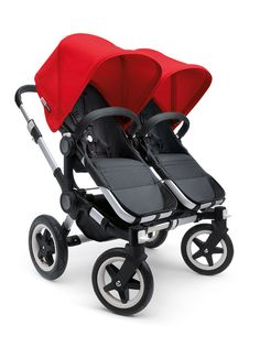 Get to know and customize your own Bugaboo Donkey at Bugaboo.com. From one child to two of different ages and even twins, this convertible stroller is your family's greatest companion.