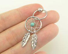 cartilage earringcartilage hoop earringdream by vickybodyjewelry