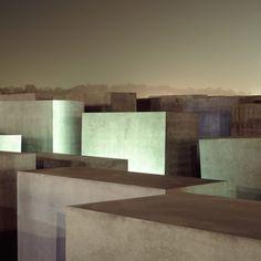 Memorial Blocks Berlin by Daniel Clements - Dezeen