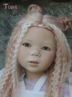 Toshi - Atlantis collection 2006 Sculpted by Annette Himstedt DCB❦ PHOTOGRAPHY http://dcbphotography.bravesites.com/