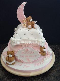 Birthday Cake Photos - Christening cake