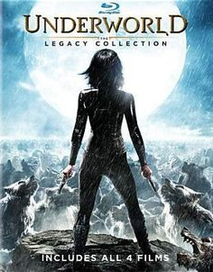 Underworld: the Legacy Collection