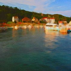 Mackinaw Island Harbor, Michigan