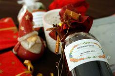 Geschenk 1. Advent * Kornelia von Küchentheater an Anna von frisch aufgetischt * Glühweinsirup