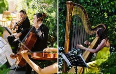 If you have a musically inclined friend or relative have them perform a piece at the ceremony or dinner.