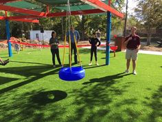 First of its kind playground opens for people of all abilities (WCSC-TV)