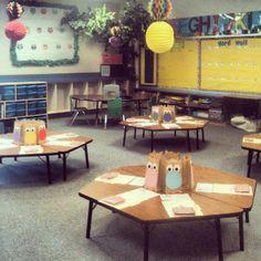 My Pre-K classroom!