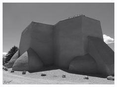 San Francisco de Assisi in Ranchos de Taos, NM